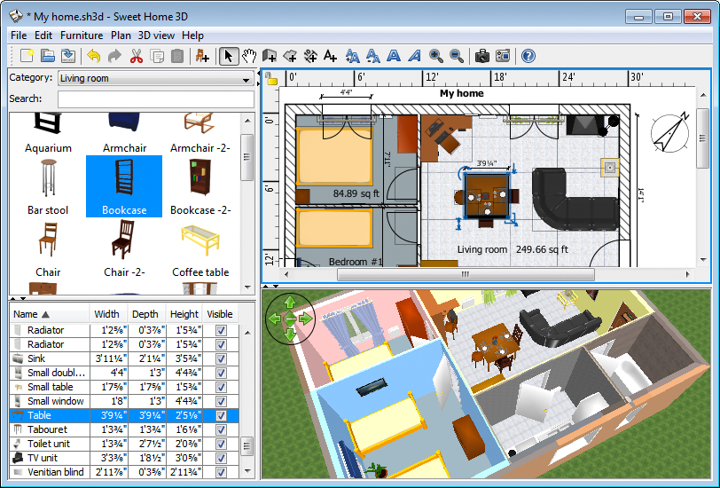 Программа для дизайна загородного дома